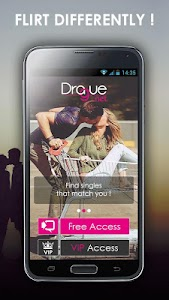 DRAGUE.NET : free dating screenshot 0