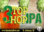 Boondocks 3Top-3Hop IPA