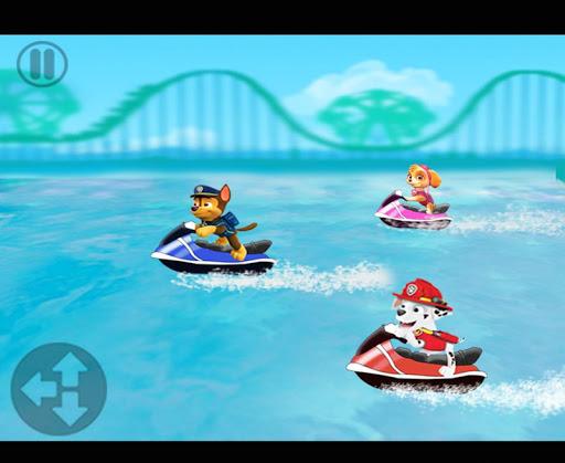 Jetski Paw Racers Patrol 1.0 screenshots 2