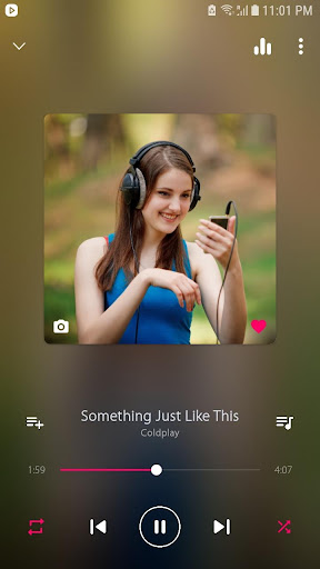 Music Player 1.3.0 screenshots 1