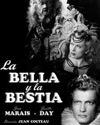 La bella y la bestia (1946, Jean Cocteau)
