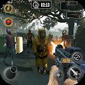 Dead Zombie Death Frontier Sniper FPS 3D icon