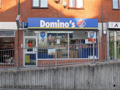 Dominos Pizza On Bitterne Road Pizza Takeaway In Bitterne