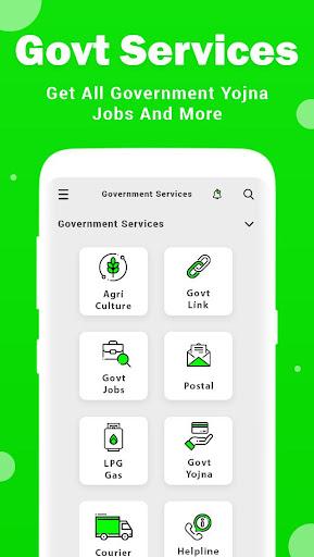 Online Seva : Digital Services India 2020 screenshot 3