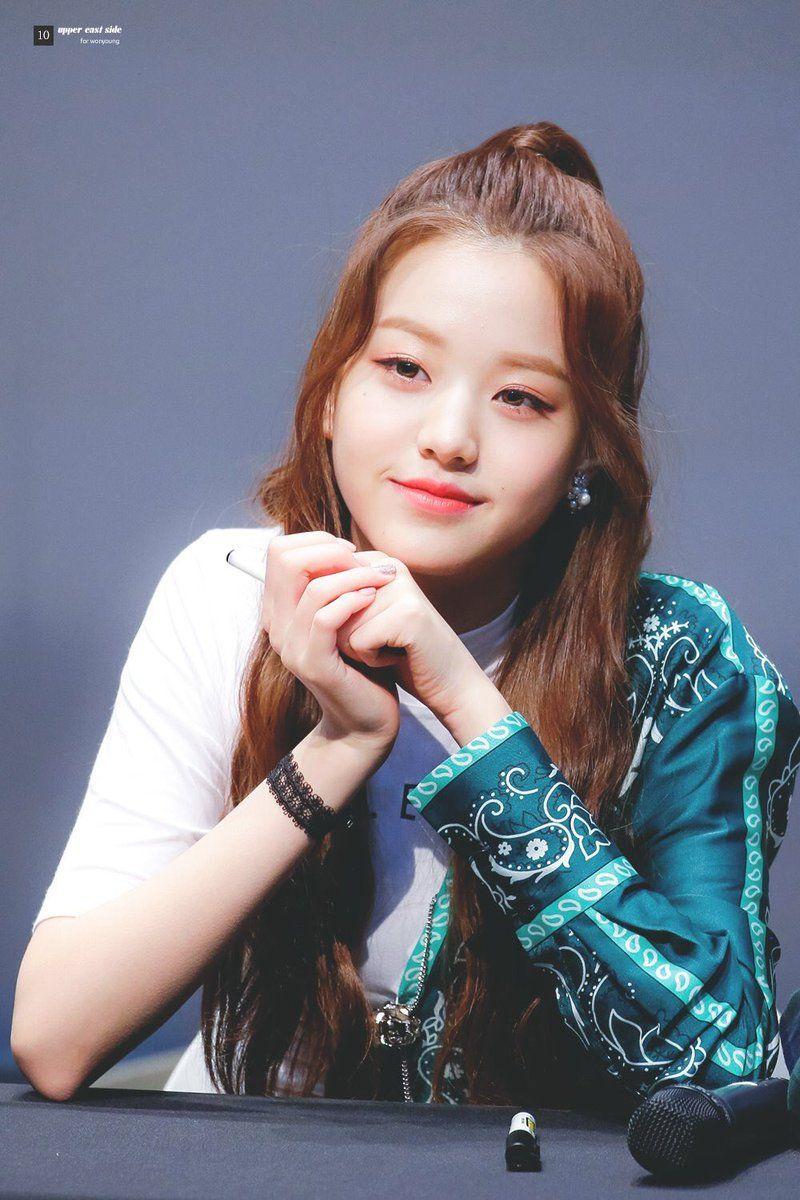 wonyoung hair 40