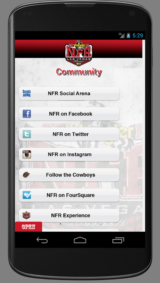 NFR 2015- screenshot