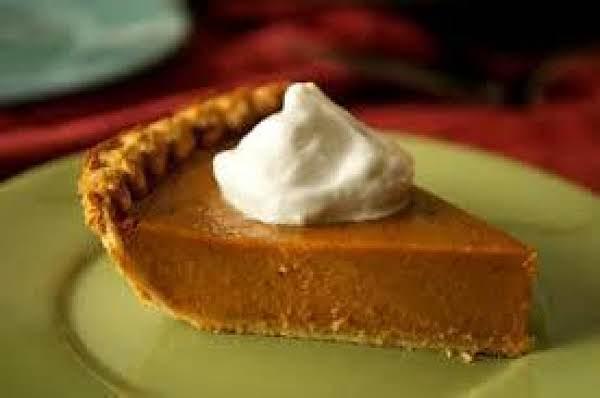 Spicy Pumpkin Pie