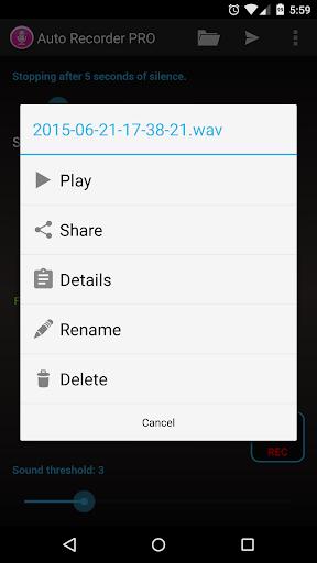玩免費音樂APP 下載Auto Recorder PRO app不用錢 硬是要APP