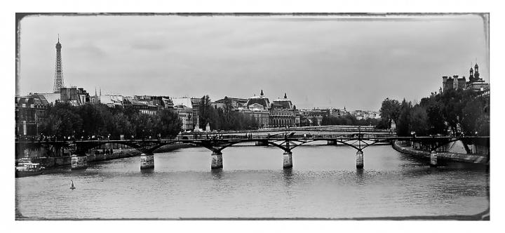 Una cartolina da Parigi di acalax