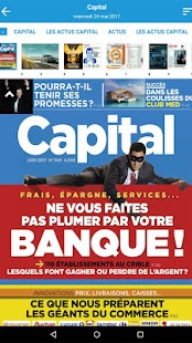 Capital le magazine- screenshot thumbnail