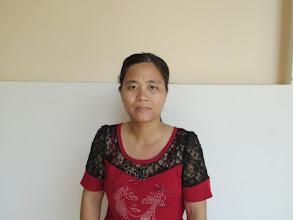 """Photo: """"Ms.Dương Thị Lan 1. Số hiệu(ID member): 15052074 2. Tuổi(Age): 30 3. Địa chỉ(Address): Cụm 30 - Thôn Liên Bình - TT Hợp Hòa,Tam Duong District, Vinh Phuc province, Vietnam. 4. Thông tin gia đình(Household's information): Gia đình TV có 04 khẩu, 02 lao động chính, chăn nuôi 50 con gà, 30 con vịt. TV đi chợ bán rau (Member's family has 04 people, 02 main labors, breeds 50 chickens, 30 ducks. Member sells vegetable in the market ) 5. Ngày vay(Date of loan): 21/5/15 6. Mức vay(Loan size): 5.000.000đ 7. Mục đích vay(Loan purpose): small trade"""