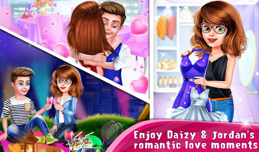 High School Love Triangle Crush Story filehippodl screenshot 4