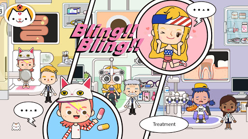 Miga Town: My Hospital 1.5 Screenshots 13
