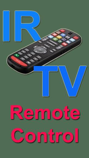 TV IR Remote Control