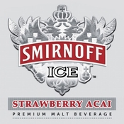 Logo of Smirnoff Strawberry Acai'
