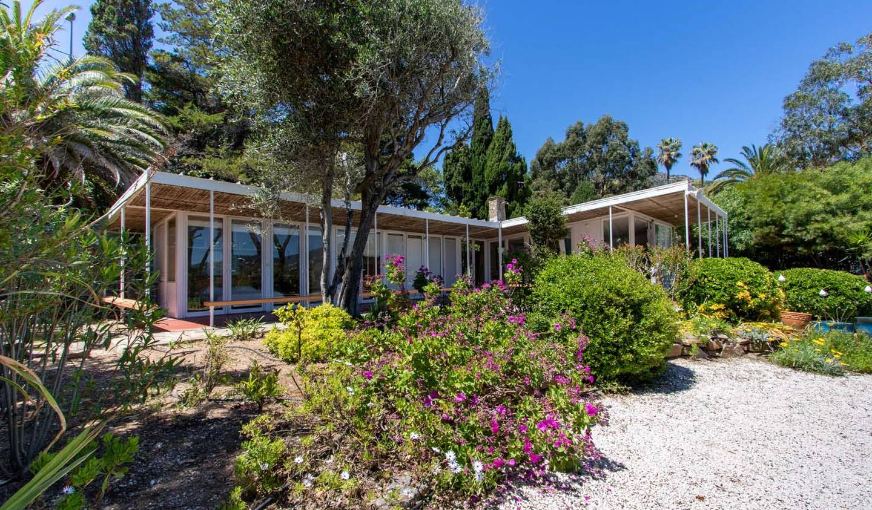 Villa en bord de mer avec jardin Le Lavandou