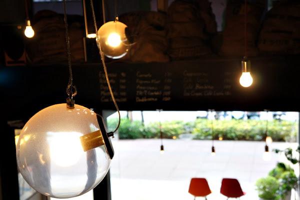 草圖自家烘焙咖啡館 安靜優質 咖啡香氣。