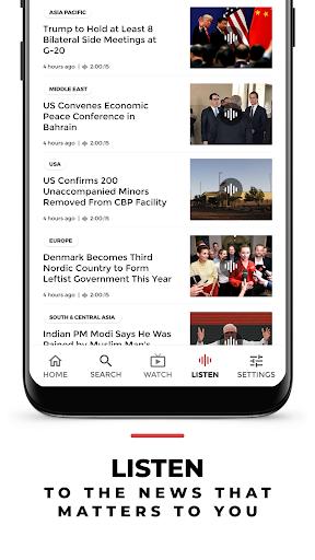VOA News 4.1.5 Screenshots 4