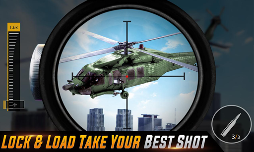 Real Sniper Strike: FPS Sniper Shooting Game 3D android2mod screenshots 2