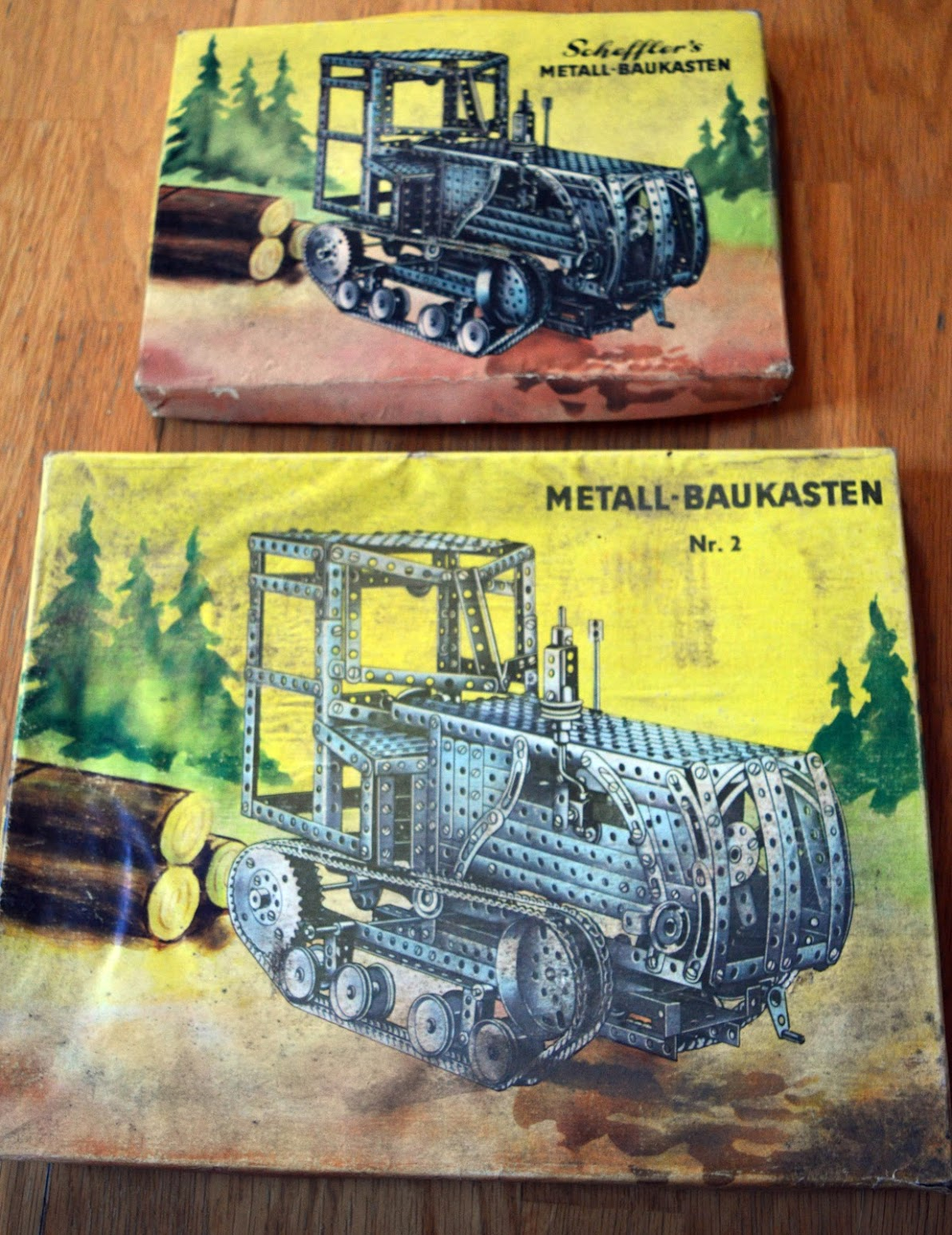 Metall-Baukasten