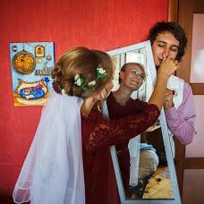 Wedding photographer Alina Kuzmenko (alinamalinaa). Photo of 17.09.2015