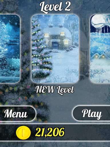 Match 3 - Winter Wonderland screenshot 8