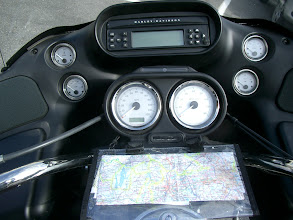 Photo: Harley Cockpit