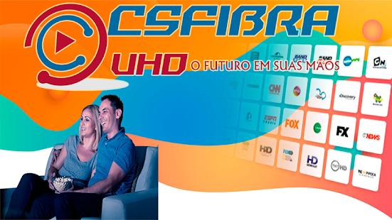App csfibra-uhd APK for Windows Phone