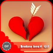 Broken Heart GIF