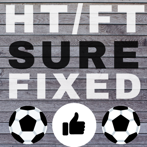 HT/FT Sure Fixed Matches VIP