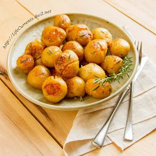 Potatoes Fondantes