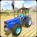 Ferme machine Tracteur Simulat icon