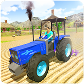 Farm Tractor Machine Simulator