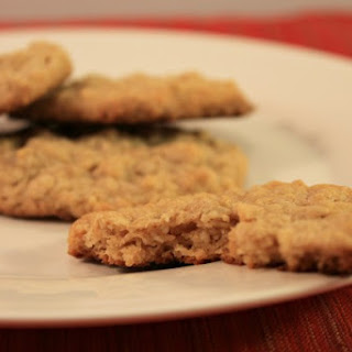 Oatmeal Peanut Butter Cookie.