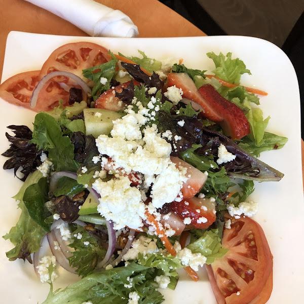 Sanibel Fresh Salad