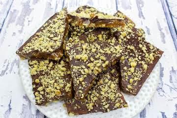Walnut Butter Crunch-Annette's