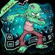 Dancing Zombie Skull Keyboard apk
