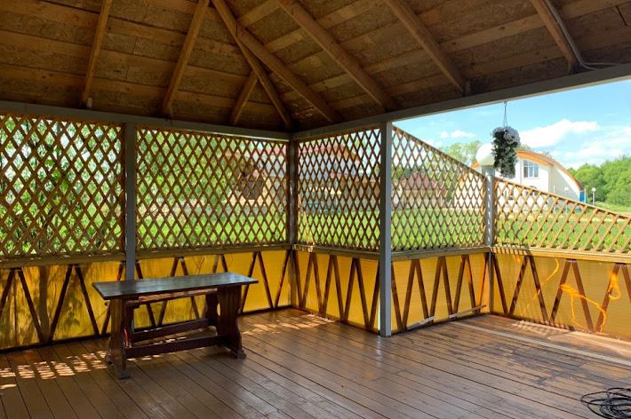 Фото №5 зала Веранда «На острове»
