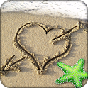 Draw on Sand Live Wallpaper icon