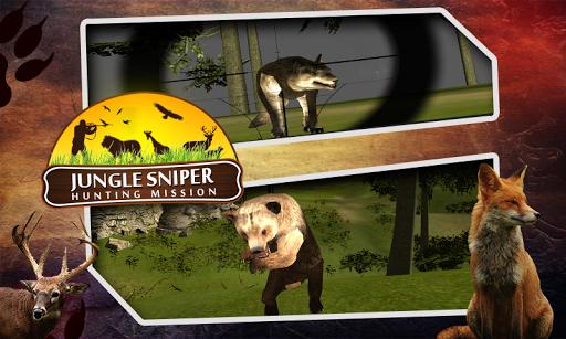 Jungle Sniper Hunting Mission