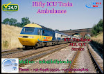 Hifly ICU Train Ambulance Service in Kharagpur At a Low-Cost
