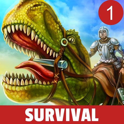 Jurassic Survival Island: Dinosaurs & Craft