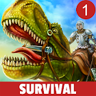 Jurassic Survival Island: Dinosaurs & Craft icon