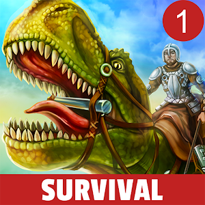 Jurassic Survival Island: Dinosaurs & Craft for PC