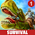 Jurassic Survival Island: Dinosaurs & Craft file APK for Gaming PC/PS3/PS4 Smart TV
