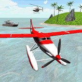 Sea Plane Flight Simulator 3D