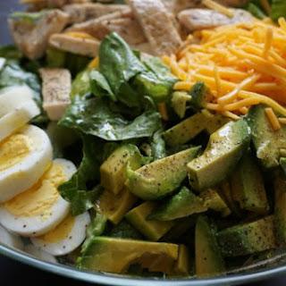 Keto Salad.