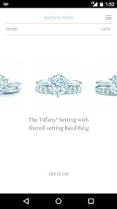 Tiffany Engagement Ring Finder screenshot 0