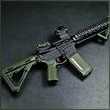 Custom Gun Simulator FREE icon