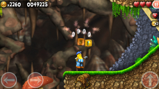 Incredible Jack: Jumping & Running (Offline Games)  screenshots 3